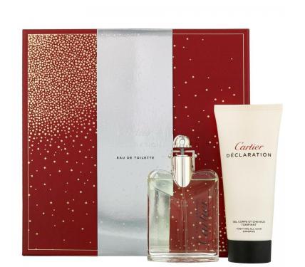 Cartier Declaration подаръчен комплект за мъже