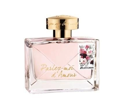 John Galliano Parlez Moi d`Amour парфюм за жени EDT
