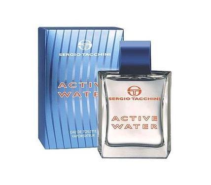 Sergio Tacchini Active Water парфюм за мъже EDT