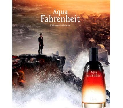 Christian Dior Fahrenheit Aqua парфюм за мъже EDT