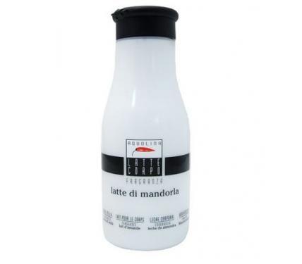 Aquolina мляко за тяло с аромат на лешници