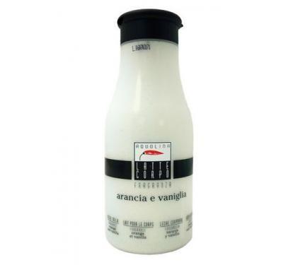 Aquolina мляко за тяло с аромат на ванилия и портокал