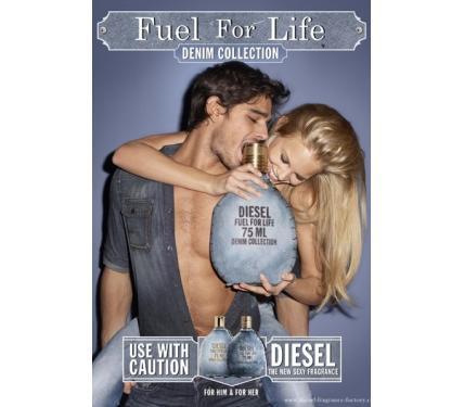 Diesel Fuel for Life Denim парфюм за жени EDT