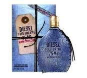 Diesel Fuel for Life Denim парфюм за мъже EDT