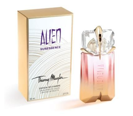 Thierry Mugler Alien Sunessence Edition Or D Ambre парфюм за жени EDT