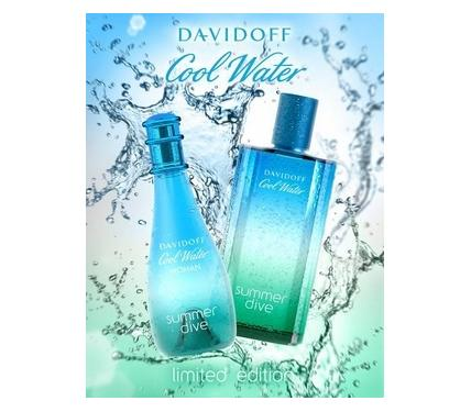 Davidoff Cool Water Dive парфюм за жени EDT