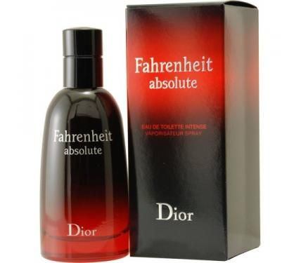 Christian Dior Fahrenheir Absolute Intense парфюм за мъже EDT