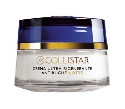 Collistar  Ултра- Регенериращ нощен крем против бръчки