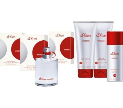 s.Oliver woman парфюм за жени EDP
