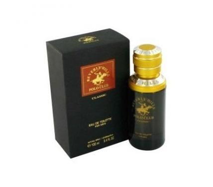 BEVERLY HILLS POLO CLUB CLASSIC MAN  парфюм за мъже EDT