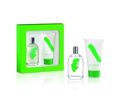 Benetton Verde Подаръчен комплект за мъже