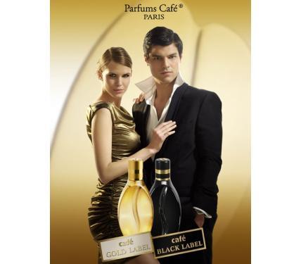 Cafe-Cafe Black Label парфюм за мъже EDT