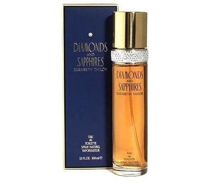 Elizabeth Taylor Diamonds & Sapphires парфюм за жени EDT