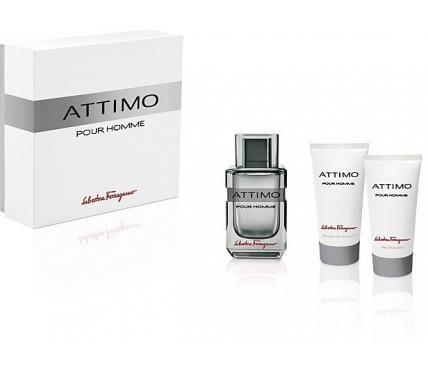 Salvatore Ferragamo Attimo Подаръчен комплект за мъже