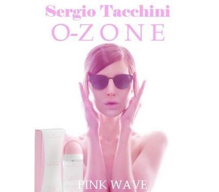 Sergio Tacchini O-zone Pink Wave парфюм за жени EDT