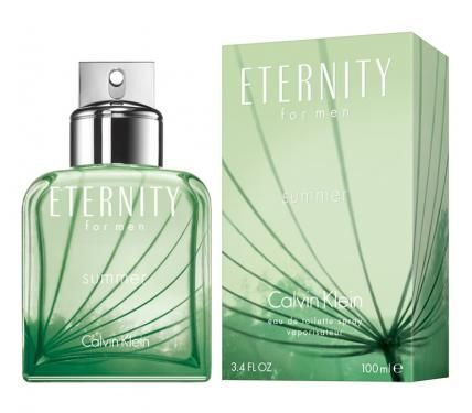 Calvin Klein Eternity Summer 2011 парфюм за мъже EDT
