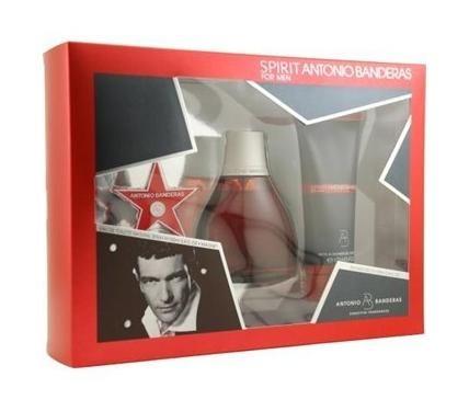 Antonio Banderas Spirit Подаръчен комплект за мъже
