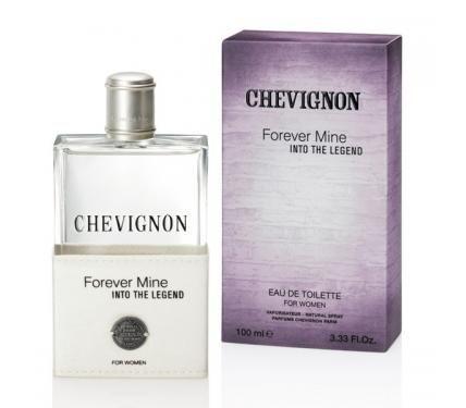 Chevignon Forever Mine into The Legend  парфюм за жени EDT