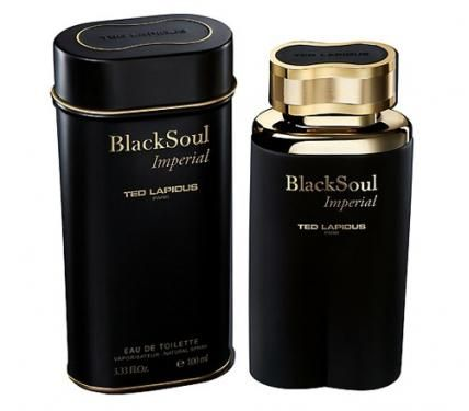 Ted Lapidus Black Soul Imperial парфюм за мъже EDT