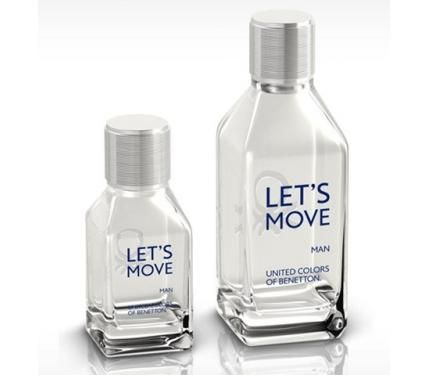 Benetton Let`s Move парфюм за мъже EDT