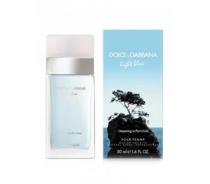 Dolce & Gabbana Light Blue Dreaming in Portofino парфюм за жени EDT