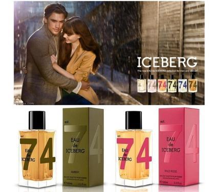 Iceberg Eau de Iceberg Wild Rose парфюм за жени EDT