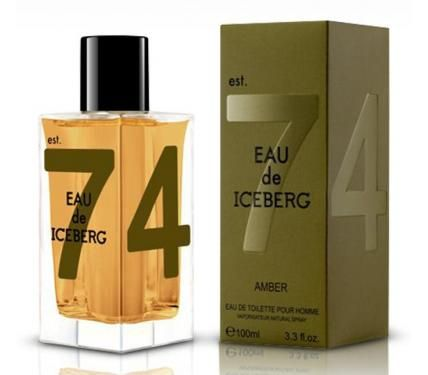 Iceberg Eau de Iceberg Amber парфюм за мъже EDT