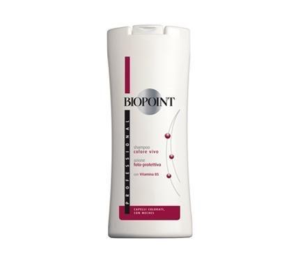 Biopoint  Професионален шампоан за боядисана коса