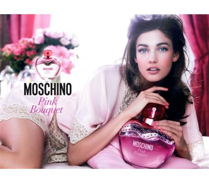 Moschino Pink Bouquet парфюм за жени EDT