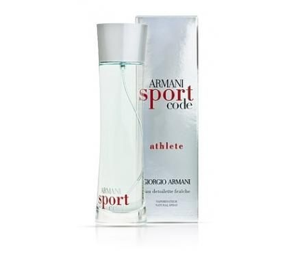 Giorgio Armani Code Sport Athlete парфюм за мъже EDT