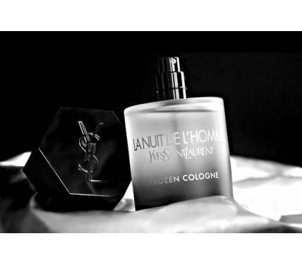 YSL La Nuit de L`Homme Frozen Cologne парфюм за мъже EDT