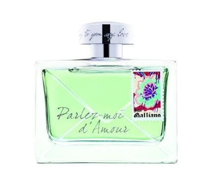 John Galliano Parlez Moi d`Amour eau Fraiche парфюм за жени EDT