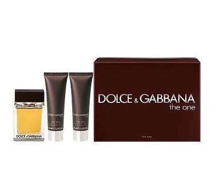 Dolce & Gabbana The One подаръчен комплект за мъже