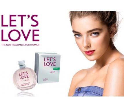 Benetton Let`s Love парфюм за жени EDT