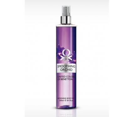 Benetton Smoothing Orchid Спрей за тяло