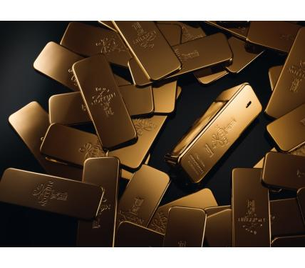 Paco Rabanne 1 Million Absolutely Gold чист парфюм за мъже