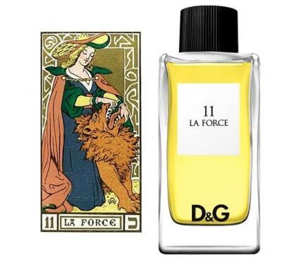 Dolce & Gabbana Anthology 11 La Force парфюм унисекс EDT