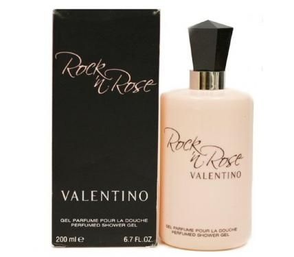 Valentino Rock`n Rose Душ гел за жени
