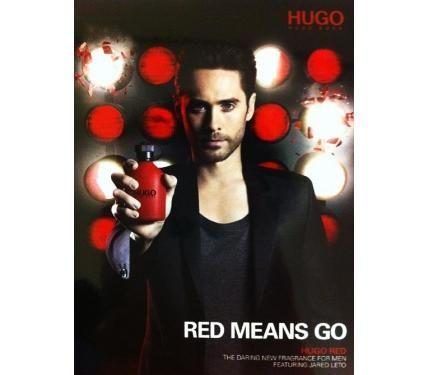 Hugo Boss Red парфюм за мъже EDT
