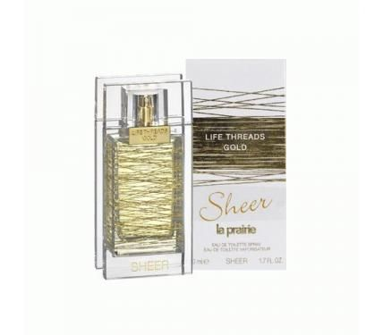 La Prairie Life Threads Gold Sheer парфюм за жени EDT