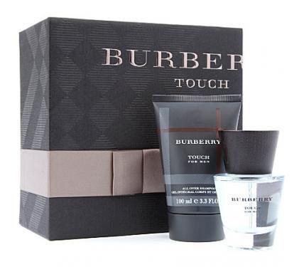 Burberry Touch Мъжки подаръчен комплект