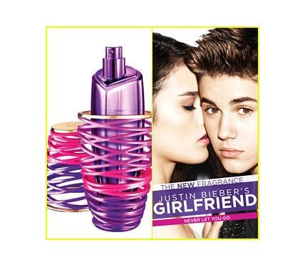 Justin Bieber Girlfriend парфюм за жени EDP