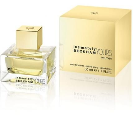 David Beckham Intimately Yours парфюм за жени EDT
