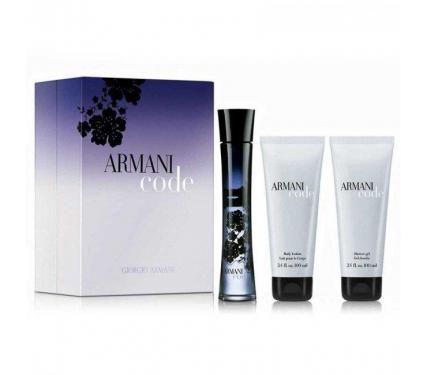 Giorgio Armani Code подаръчен комплект за жени