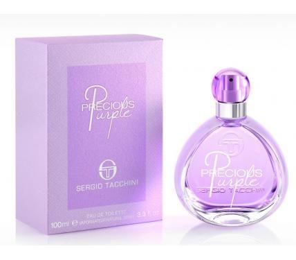 Sergio Tacchini Precious Purple парфюм за жени  EDT
