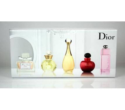 Christian Dior Комплект мини парфюми за жени