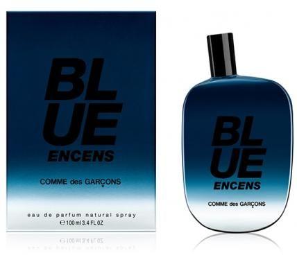 Comme des Garcons Blue Encens Унисекс парфюм EDP