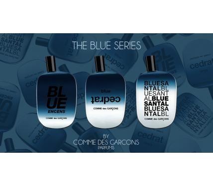 Comme des Garcons Blue Santal Унисекс парфюм EDP