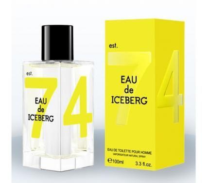 Iceberg Eau de Iceberg Sandalwood парфюм за мъже EDT