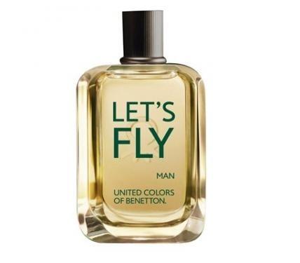 Benetton Let`s Fly парфюм за мъже EDT